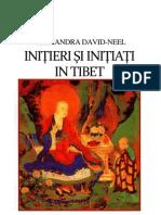 Alexandra David Neel Initieri Si Initiati in Tibet
