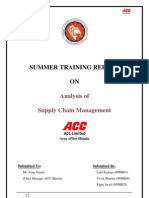52734549 ACC Project Report