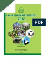 Development Statistics 2012