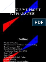 5dternwx6ju7acost-Volume-profit (Cvp) Analysis Project