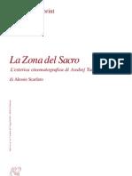8. Zona Del Sacro - Tarkovskij