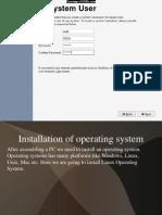16460 Linux Installation
