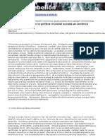 """""""La única novedad en la política mundial sucede en América latina"""".pdf"""