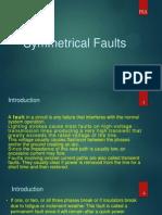 Symmetrical Fault Analysis