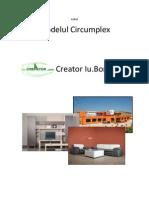 Modelul circumplex- Compania Creator Iu.Bors S.R.L