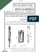 Una variante del injerto de estaquilla 1942.pdf