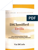 Di Classified Drills - BR