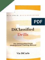 Di Classified Drills - BR