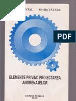 Adalbert Antal Elemente Proiectarea Angrenajelor