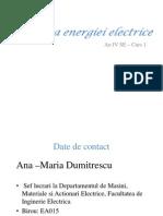 Calitatea Energiei Electrice Curs1 2013