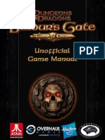 BGEE Unofficial Manual