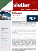 Newsletter T&P N° 66
