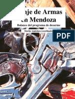 Balance Plan Canje de Armas por Mejores Condiciones de Vida (Mendoza, Argentina 2001)