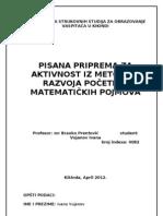 Matematika priprema
