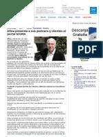 Afina presenta a sus partners y clientes el portal SIGMA