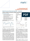 Euro PMI March 2013