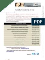 Programa Formacion on Line Cesi Iberia