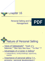 sales management power point presentation