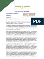 Lei No 10.871, De 20 de Maio de 2004.