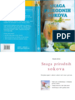 Claudia Antist - Snaga Prirodnih Sokova