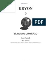 KRYON 9 El Nuevo Comienzo