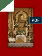 DOMINGO DE RESURRECCIÓN EN LA IGLESIA DEL SALVADOR DE TOLEDO