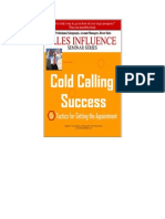 Cold Calling Success