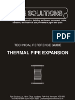 Tech Ref Guide - Thermal Pipe Expansion - Edition 3