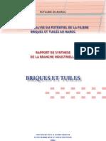 Rapport Briques Et Tuiles