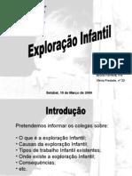 Exploração Infantil