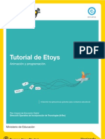 Tutorial Etoys