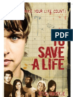 Dvd Boekje To Save a Life