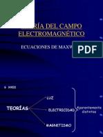 TEORÍA DEL CAMPO ELECTROMAGNÉTICO.ppt
