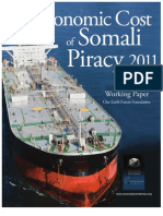 OEF Economic Cost of Piracy, 2011