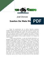 Jose Donoso - Sueños De Mala Muerte