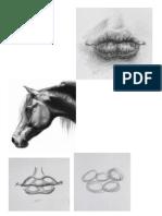 Shading Image, using Pencil