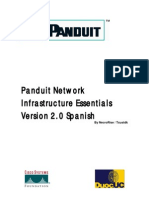 (PNIE v2.0 Spanish )Panduit Network Infrastructure Essentials Version 2.0 Spanish