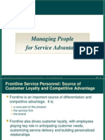 Prople on Services