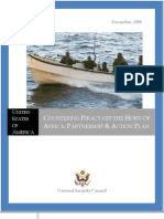 Countering Piracy Off the Horn of Africa - Partnership Action Plan
