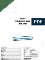 Combat - Manual - PC