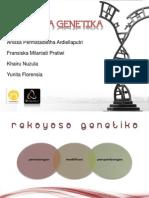 Rekayasa Genetika (Kelompok 4).pptx