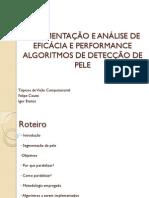Apresentação CV - Igor Bastos e Felipe Couto