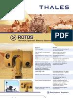 Thales ROTOS Brochure