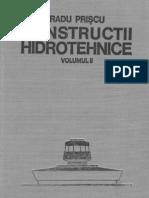 Radu Priscu - Constructii Hidrotehnice Vol. II