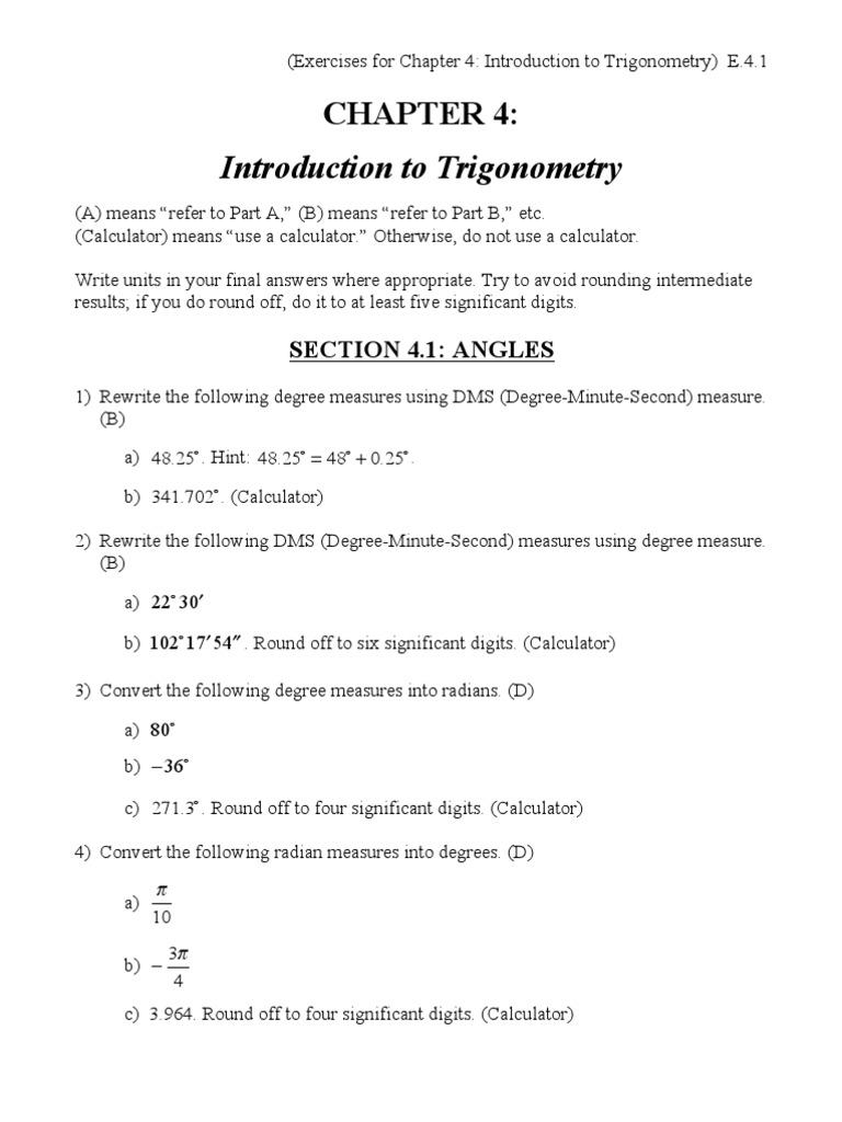 Math141HW3   Trigonometric Functions   Sine