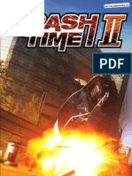 Crash Time II - Manual - PC