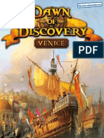 Dawn of Discovery - Venice - Manual - PC