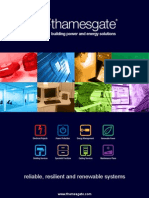 Thamesgate Corporate Brochure