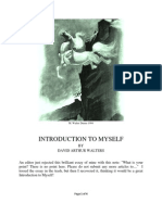 Introduction to Myself