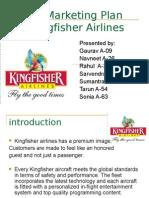 Direct Marketing Kingfisher airllines